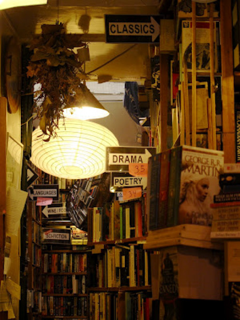 The Abbey Bookshop