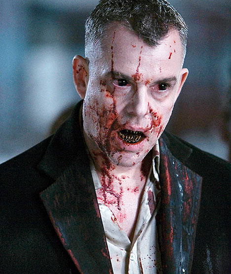 30 Days of Night bad vampire Marlowe....they're evil I tell you Evil!!!!!