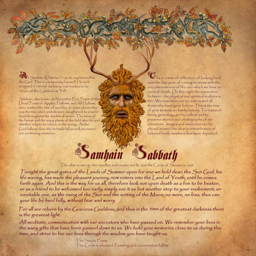 The Harvesting Festival: Samhain