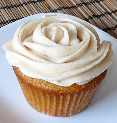 There is nothing better than making something good and sweet that everyone will eat that is tasty pumpkin cupcakes with a cream cheese frosting.