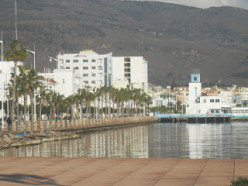 Nature In Urban City:Nador