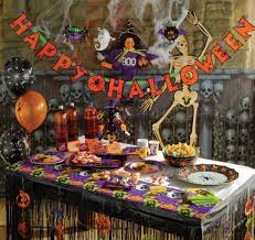 One example of a great looking Halloween Party table