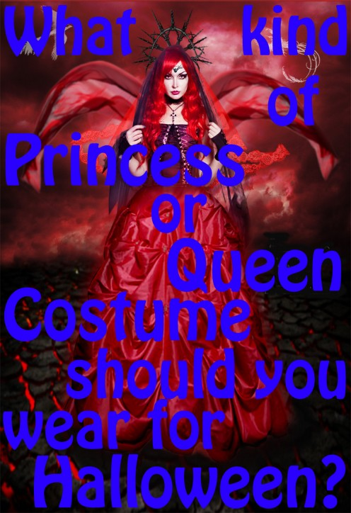 What kind of Princess or Queen Costume should you wear for Halloween?