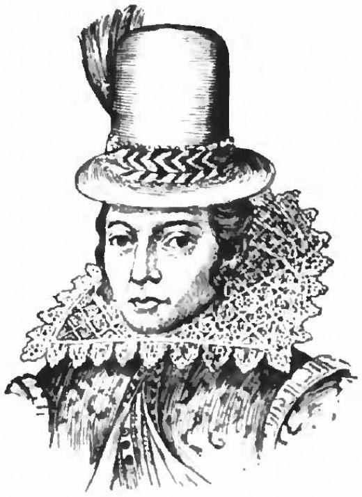 Pocahontas, daughter of Powhatan