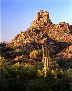Pinnacle Peak, Scottsdale Landmark Hiking Trail