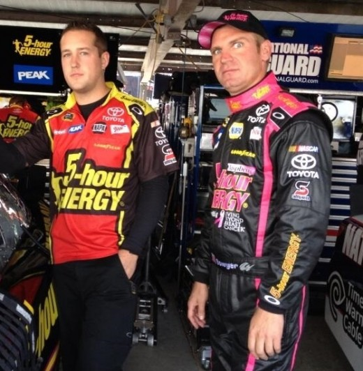 Bowyer has his eyes on another Talladega win