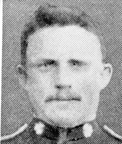 Pte J. O'Connor received clasp to his D.C.M. for a daring reconnaissance.