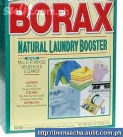 Home Remedies The Uses of Borax