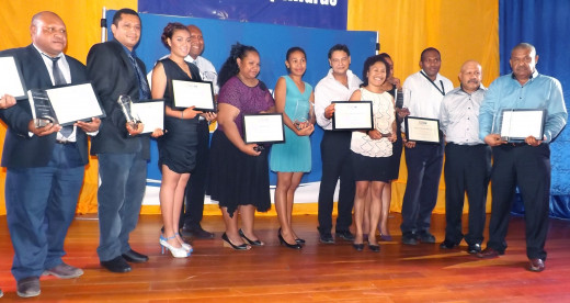 Entrepreneurs awards night-PNG