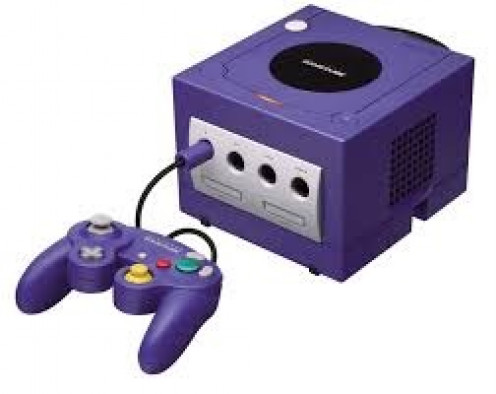 The Game Cube had CD games instead of cartridges and they focused more on kid's games.