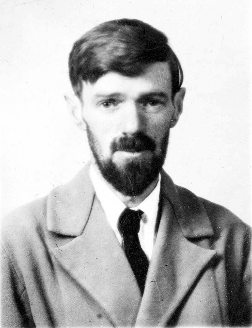 D. H Lawrence