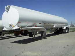A large, oversize fuel trailer option, which was too big for the needs of the pilots.