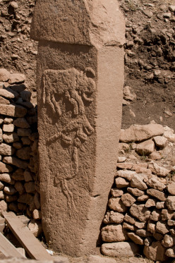 Ice Age Temple: Gobekli Tepe (A Poem)