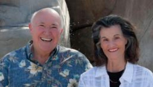 CHUCK AND KAY SMITH - 64 YEARS OF  MARRIAGE
