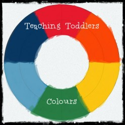 Different Activities To Teach Toddlers Colours