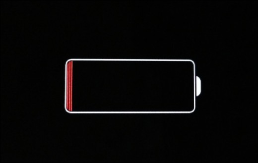 Do a complete discharge of your smartphone battery at least once every 30 days