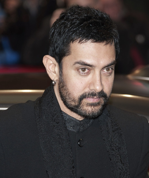 Aamir Khan at Berlin Film festival