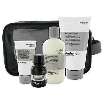 Anthony Logistics is an excellent shaving product line
