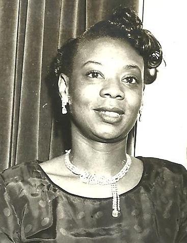 Essie Lee Johnson, L.A. California