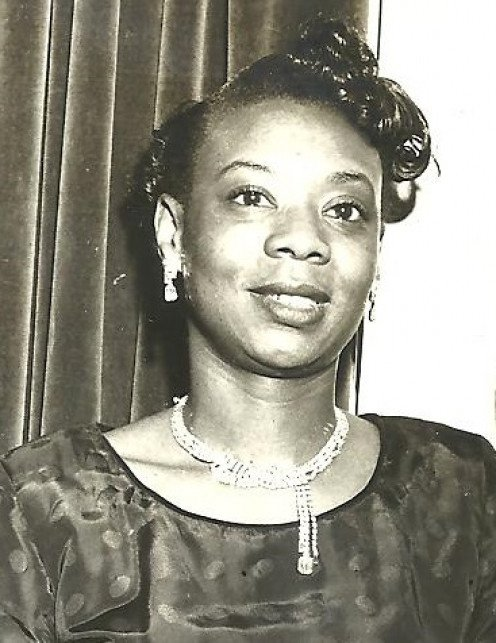 Essie Lee Johnson, L.A. California