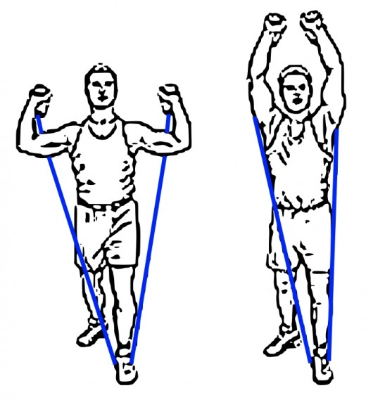Simple Resistance Band Exercise Routine You Can Do