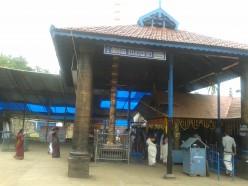 Pariyanampetta Bhagavati temple of Kerala