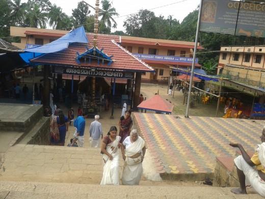 Pariyanam patta Devi temple