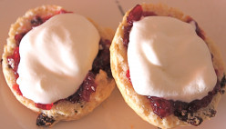 An Average Scone only has 150 Calories