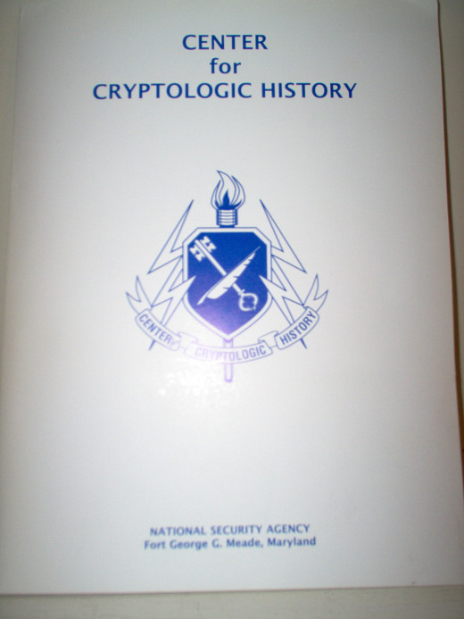 This nice little folder is shared with attendees to the history symposium.