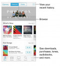 How to use iTunes Store in iPhone 5S and 5C?