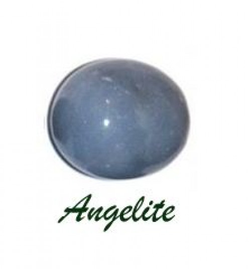 Angelite Gemstones is also known as Blue Anhydrite Stone
