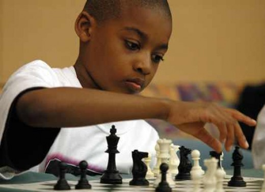 Chess tournament in Baltimore, MD.