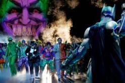 Who is the best Batman villian, baddy, arch enemy?Joker Vs Two Face Vs Bane Vs Catwoman Vs Scarecrow Vs Ra's Al Ghul
