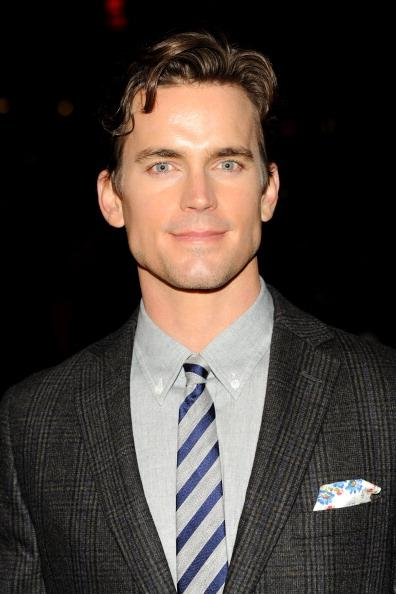 "Matt Bomer. 36, 5' 11 1/2"". Best known for ""Magic Mike"" and ""White Collar."""
