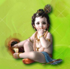 Sri Krishna Janmashtami Festival 2015 - The Birthday of Lord Krishna