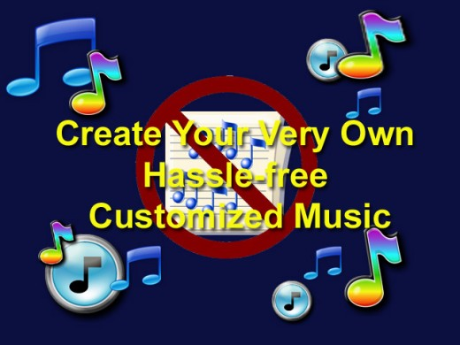 Avoid music copyrights problems: use your own customized music for free