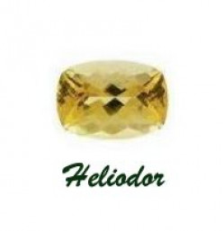 Heliodor Gemstone - The Golden Yellow Beryl Stone of Healing