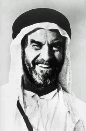 British Colonial Officer St. John Philby converted to Islam, became Sheikh Abdullah, served the Sauds and the Wahabis, and reportedly even British Intelligence.