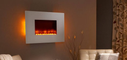 Heat & Glo Simpifire Wall-Mount 36 electric fireplace