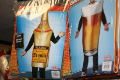Dress to Party as your Favorite Alcoholic Bev!
