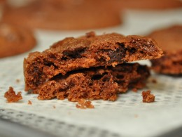 Chocolate Chip Coverture Cookies Image: © Siu Ling Hui