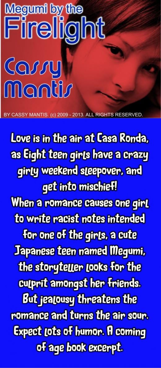 Copyright (c) 2010 - 2013 Cassy Mantis.