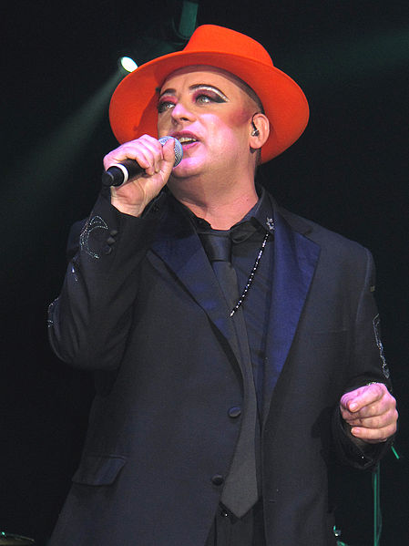 Boy George Here and Now Tour 2011