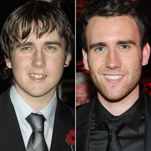 Matthew Lewis' biggest feat since Potter was transforming into a Hollywood heartthrob!