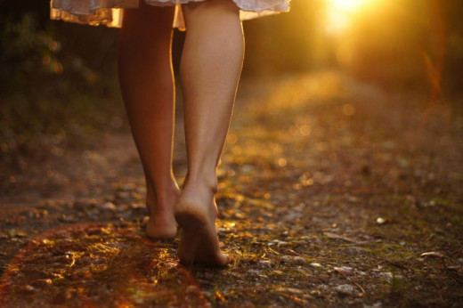 Have Faith... Keep on walking...
