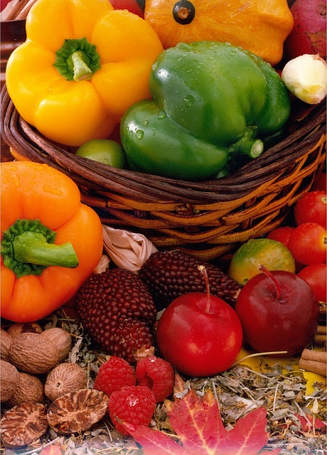 Cutting down on meat and increasing fruit and vegetable consumption has many health benefits