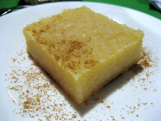 Cassava cakes and desserts are delicious and easy to make
