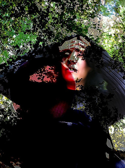 spiritual awareness from Reign Voltaire flickr.com