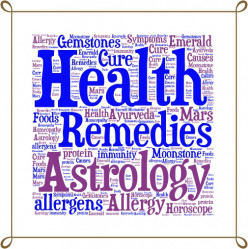Astrology and Allergy Cure