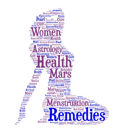 Astrology and Menstrual Disorders Connection